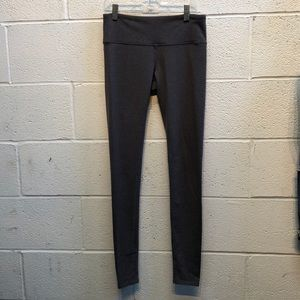 Alo gray legging, sz s, 62497